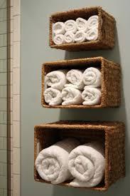 bathroom basket ideas best 25 bathroom baskets ideas on apartment bathroom