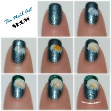 water lilies tutorial the nail art show