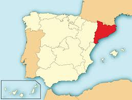 Valencia Spain Map by Catalonia Spain Map Imsa Kolese