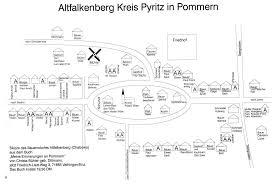 Pyritz Kreis Pyritz Pommern Family History Prussia Altfalkenberg Kreis Pyritz Pommern Landkarten Und Stadtpläne
