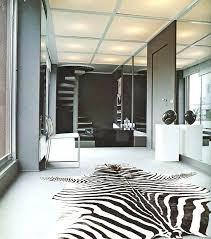 Zebra Area Rugs Zebra Area Rug Cheap Print Rugs Wool Residenciarusc