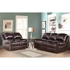 Reclining Sofas And Loveseats Attractive Leather Reclining Sofa And Loveseat Leather Reclining