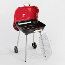 Backyard Grill 17 5 Charcoal Grill by Tall Red Backyard Charcoal Grill World Market