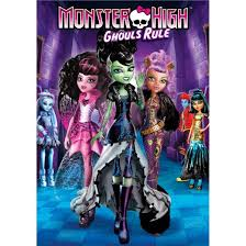 monster ghouls rule target