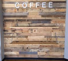 reclaimed wood divider pleasant design ideas of wood wall accent interior kopyok