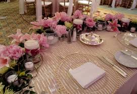 wedding reception table decorations with candles party themes