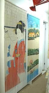 Bamboo Closet Door Curtains Creative Of Bamboo Closet Door Curtains Decorating With Bamboo
