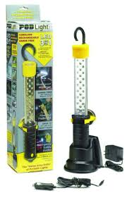 led lights for body shop lujan usa podlight 3 in 1 rechargeable led work light in body shop