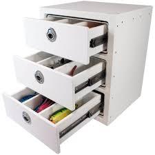 Marine Storage Cabinets Three Drawer Free Standing Storage Unit Boat Outfitters Marine