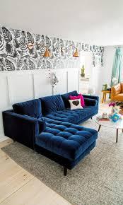 furniture aqua tufted sofa blue velvet couch velvet tufted couch