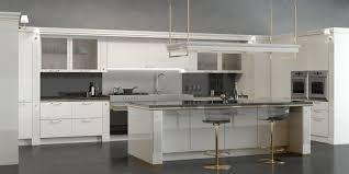 scavolini baccarat kitchen white 3d model cgtrader
