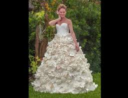 paper wedding dress toilet paper wedding dress contest winners picked in magazine