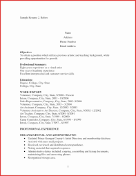 Sle Of Updated Resume updated resume format best of best formats for resumes college