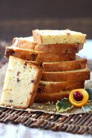 vegan orange cranberry coriander pound cake lands u0026 flavors