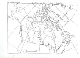Canada Blank Map by Homework John Oliver Blogs