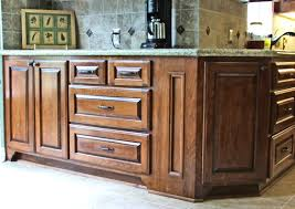 Kitchens With Wood Cabinets Furniture Exiting American Woodmark Cabinets For Kitchen Room