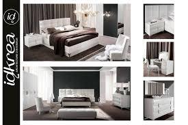 chambre chic aménagement intérieur et décoration de chambre idkrea rennes