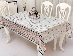 pvc tablecloth floral tablecloth modern tablecloth fashion for