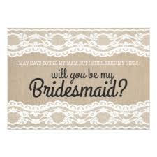bridesmaid invitations template will you be my bridesmaid cards with regard to bridesmaids