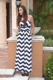 chevron maxi dress navy maxi dress dressed up girl