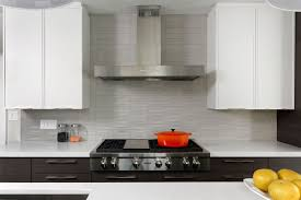 white and grey kitchen in chevy chase maryland