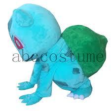 poke mascot costume bulbasaur mascot costume halloween birthday