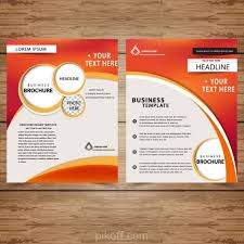 brochure templates for business free download ai professional business brochure templates vector free download