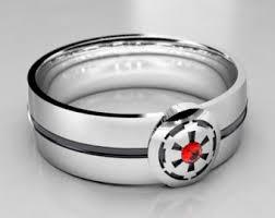 wars wedding rings mens wars ring etsy