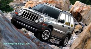 jeep liberty fender flare 2005 jeep liberty description and information