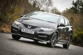 honda civic 2016 black 2015 honda civic tourer 1 6 i dtec 120 black edition review review