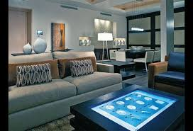 Touch Screen Coffee Table by Touchscreen Coffee Tables Your Tech