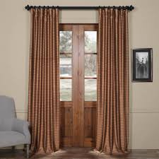 Cotton Curtains And Drapes Hand Woven Stripe Curtains And Drapes Half Price Drapes