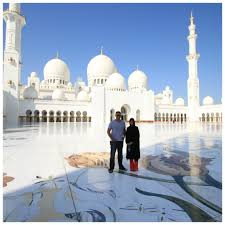 burj khalifa and sheikh zayed grand mosque chamorrochica