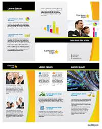 one page brochure template print one page brochure templates simple templat sle content