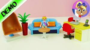 chambre d enfant playmobil chambre pour enfants playmobil démo en français avec canapé