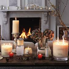 Scented Fireplace Logs by Nothing Is Cosier Than A Few Candles And A Log Fire After A Walk