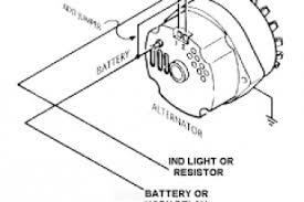 wiring diagram for alternator with external regulator 4k wallpapers