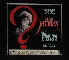 i bid what am i bid 1919