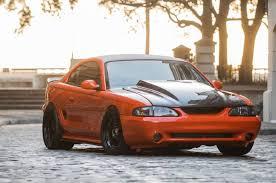 98 mustang cobra wheels hugger orange 1998 cobra is one slick snake