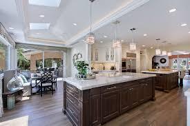 kitchens with 2 islands villa park stunning elegance 2 islands transitional kitchen