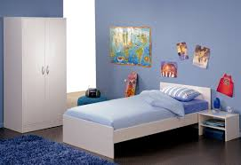 bedroom simple bedroom ideas for boys with twin white panel bed