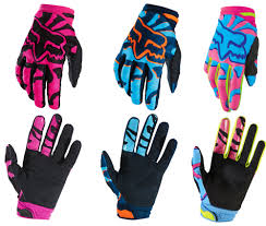 bike gloves fox racing womens all sizes u0026 colors dirtpaw dirt bike gloves mx