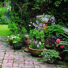 Simple Flower Garden Ideas Simple Flower Bed Ideas Lowwater Garden Plan With Simple Flower