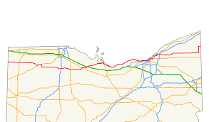 Map Of Southern Ohio by U S Route 6 In Ohio Wikipedia