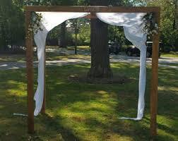 wedding arch kit for sale wedding chuppah etsy