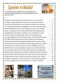 high punctuation worksheets worksheets