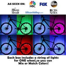 daway a01 bike wheel led light daway