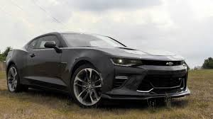 chevy camaro 2017 chevrolet camaro ss review youtube
