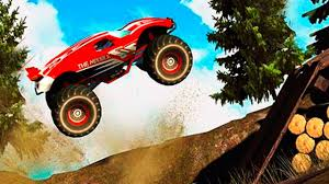3d monster truck stunt racing monster truck rider 3d android hd gameplay video youtube