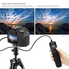 nikon d90 manual video amazon com shoot mc dc2 timer shutter remote control for nikon